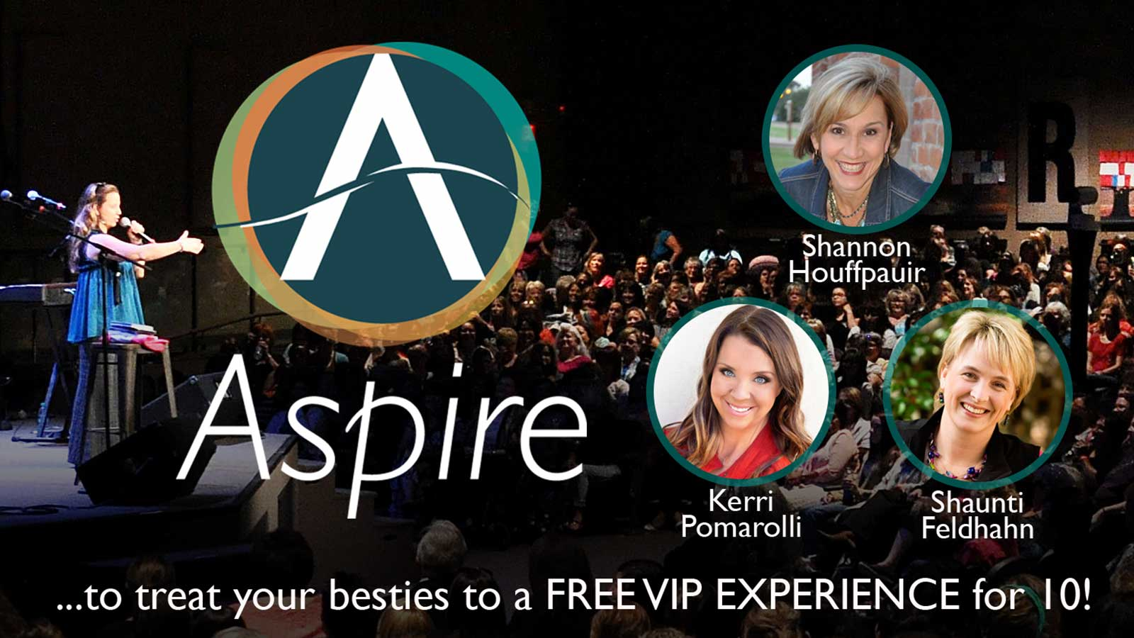 Aspire VIP Experience