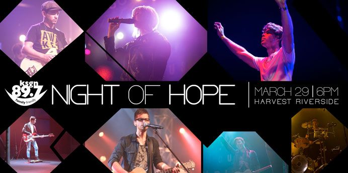 Night Of Hope Easter