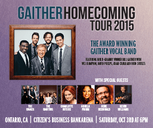 Gaither Homecoming in Ontario