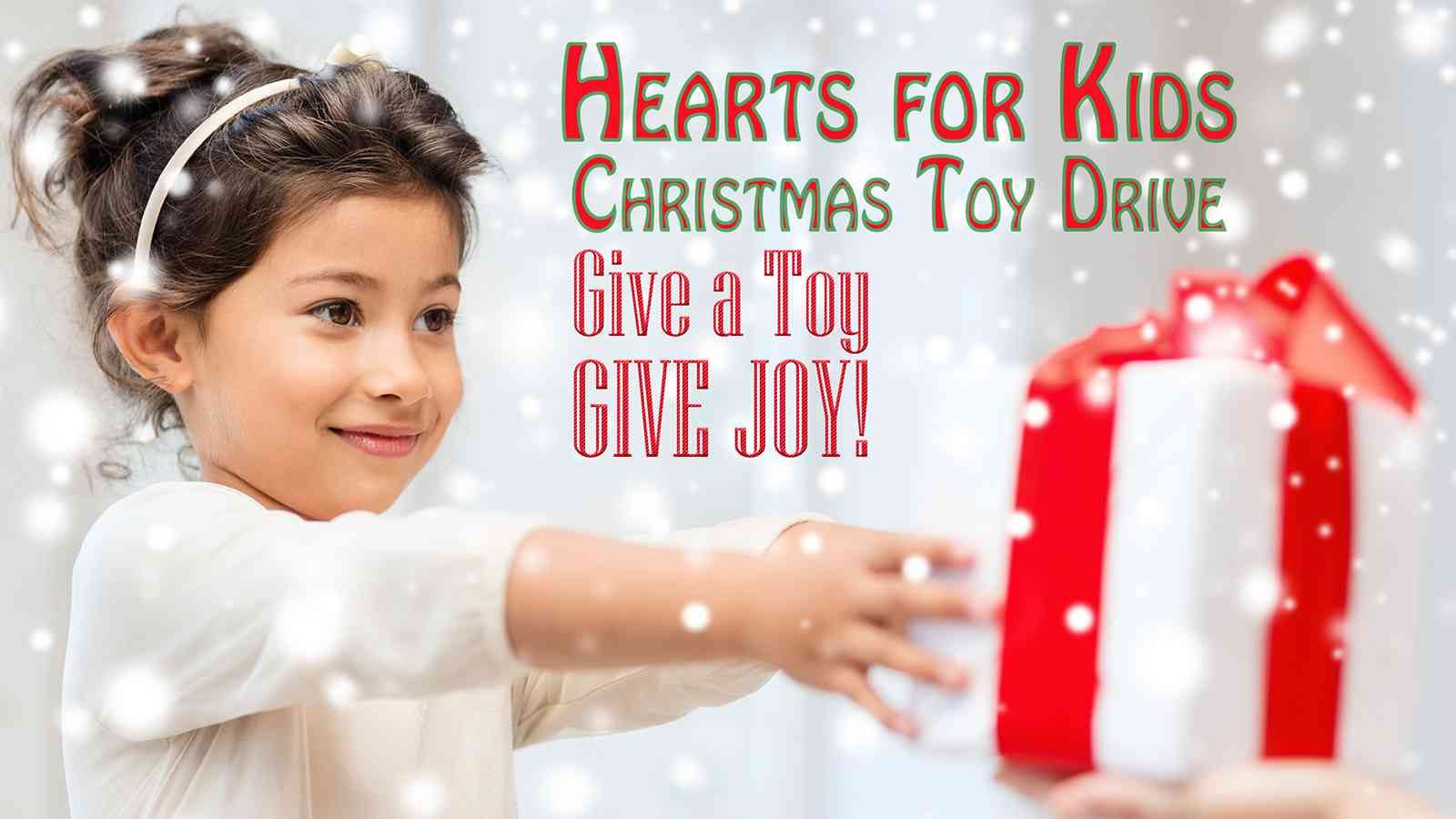 Hearts For Kids Christmas Toy Drive