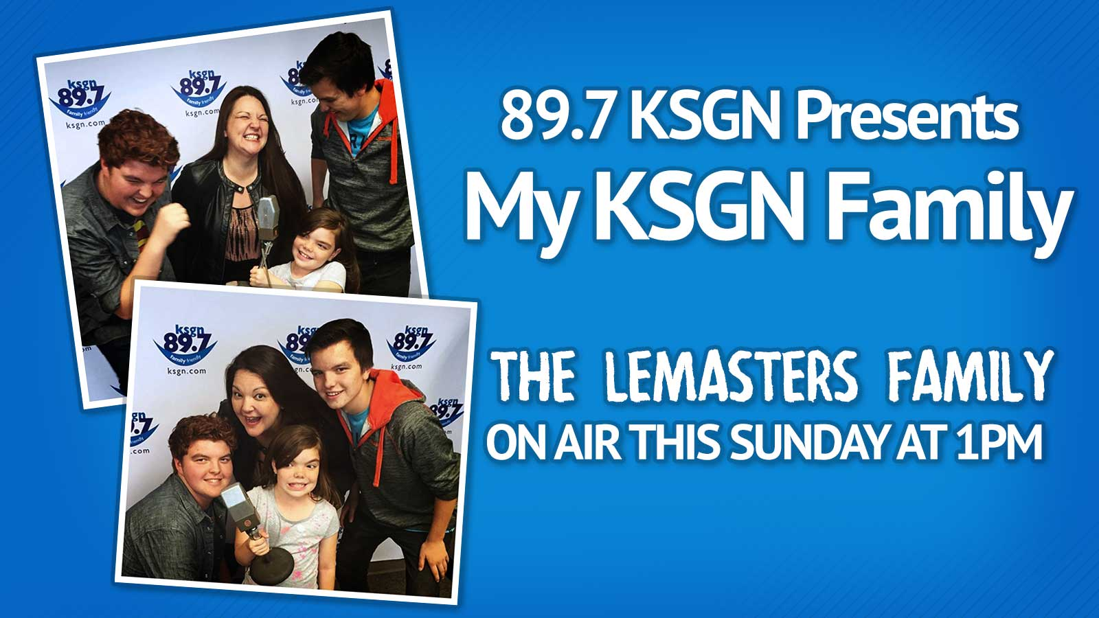 MyKSGN Family Show