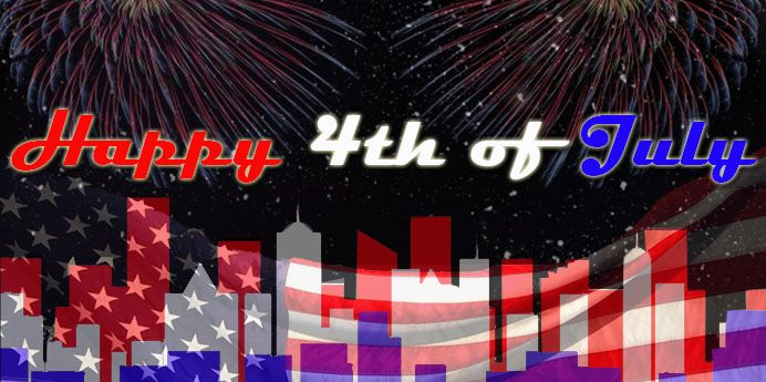 Happy Fourth of July